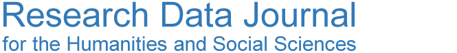 Research Data Journal